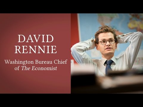 David Rennie on Trump, Jobs, and Economic Outlook
