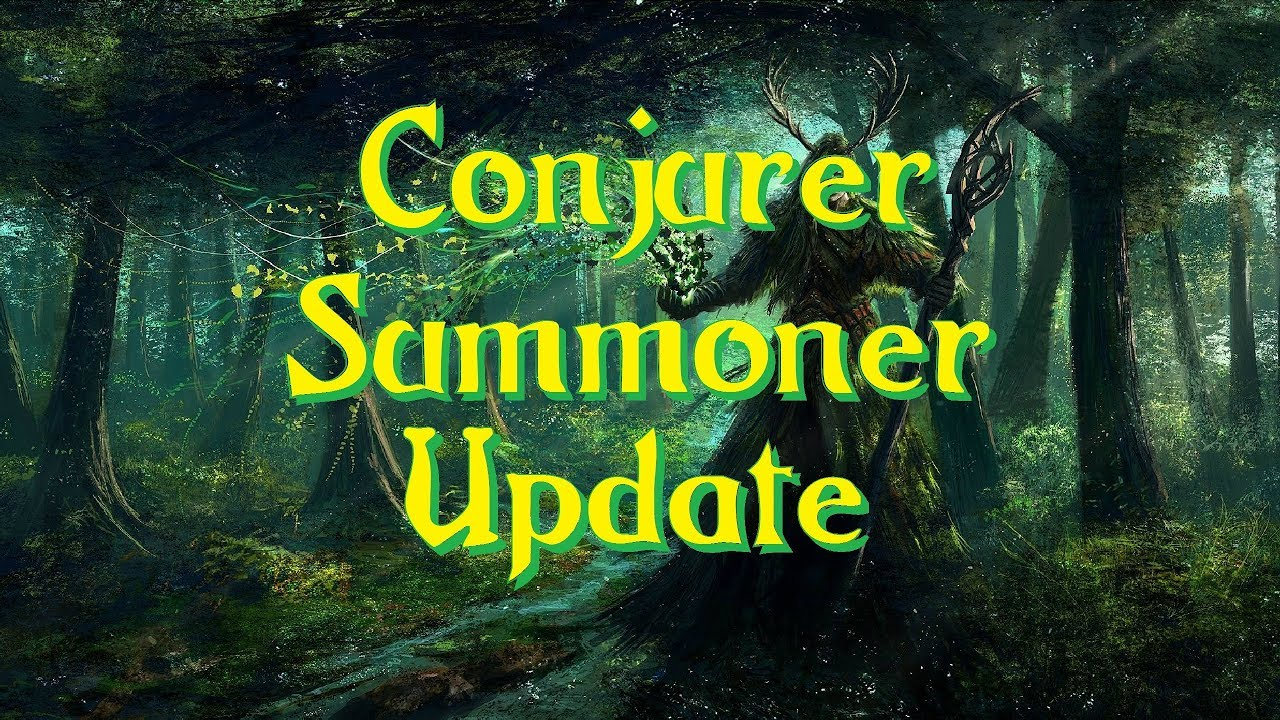 [GRIM DAWN] Savage Conjurer pet build - FG UPDATE!