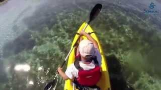 Sea Kayaking - Šimuni - Maun - Croatia 2014