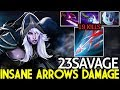 23SAVAGE [Juggernaut] Super Saiyan Damage Top Pro Carry 7.22 Dota 2