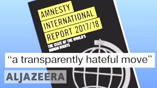🌎 Amnesty: Top world leaders undermining human rights