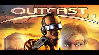 Outcast 1.1 Gameplay #2 - First Planet & Basic Combat [PC HD] [60FPS]
