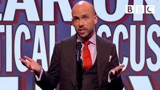 Things you wouldn't hear on a political discussion show - Mock the Week: 2017 - BBC Two