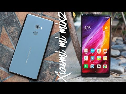 XIAOMI MI MIX 2 le smartphone presque parfait
