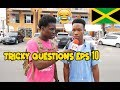 Trick QuestionS In Jamaica Episode 10 [Ocho Rios] @JnelComedy @DiQuestions
