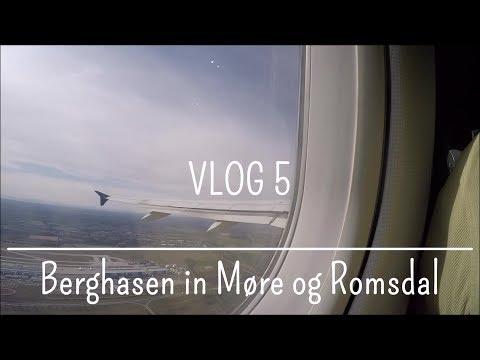 Vlog 5: Berghasen in Møre og Romsdal