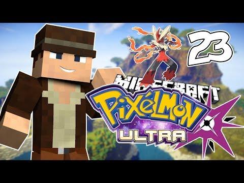 LE FORZE DELLA NATURA SONO ARRABBIATE  - Minecraft Pixelmon Ultra Ep.23