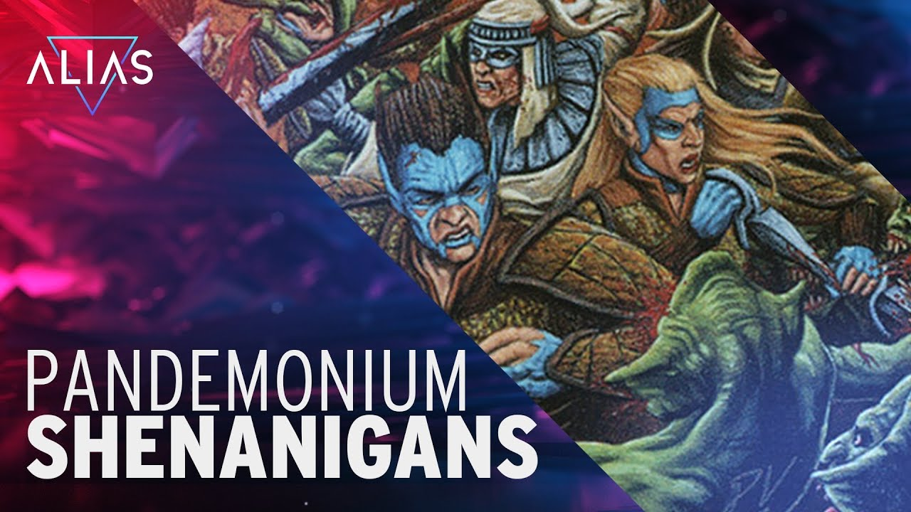 [MTG Arena] PANDEMONIUM!!! | Guilds of Ravnica Deck Guide and Gameplay