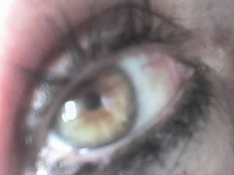 Ojos Color Amarillo Ambar Youtube
