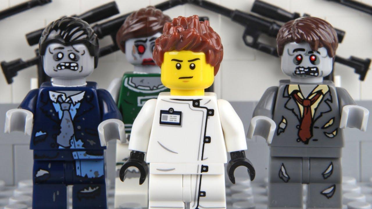 Lego Secret Agent Series