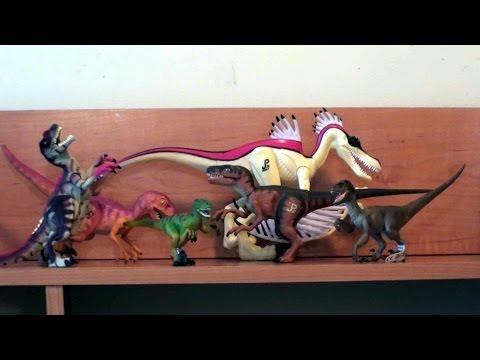Jurassic Park / Dinosaurs - Velociraptors