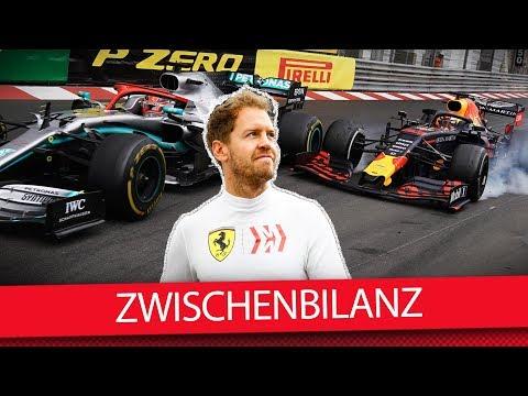 Ferrari, Red Bull & Mercedes: Zwischenbilanz nach Monaco - Formel 1 2019 (VLOG) / mit Roger Benoit