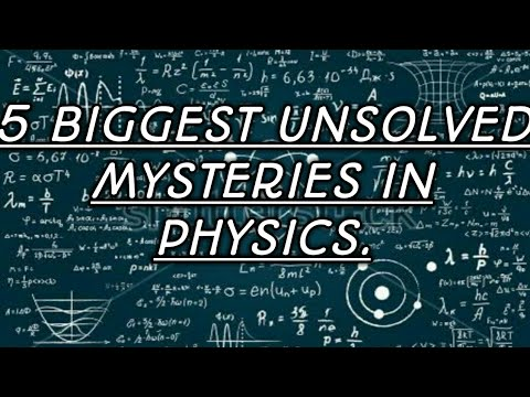 "unsolved mysteries physics 5 ""unsolved"" mysteries that were actually solved – by  a group of university of texas physics students discovered the real source of the lights over a four."