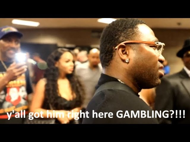 BRONER GIGIL na GIGIL kay THURMAN muntik sipain palabas sa CASINO before Pacquiao FIGHT?!!