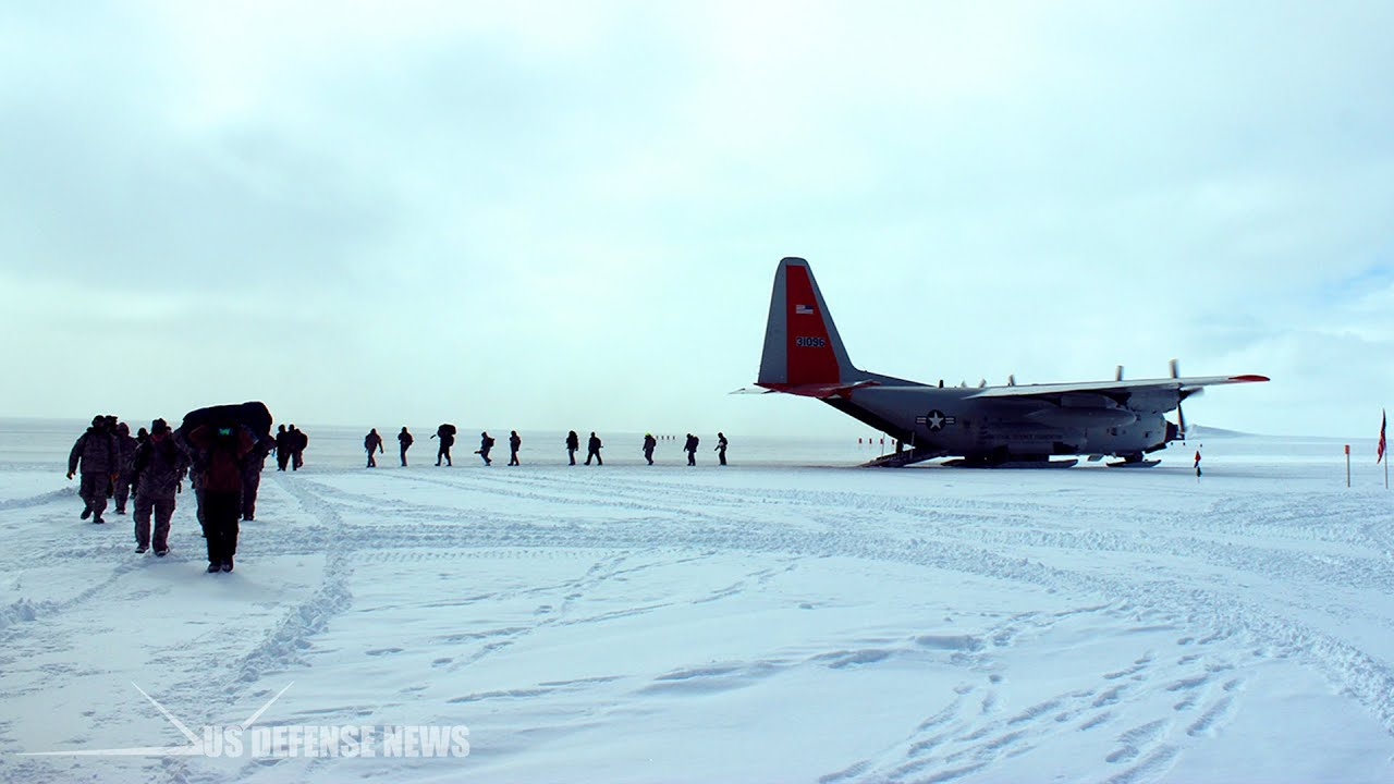 What It's like at America's Northernmost Military Base in Greenland?