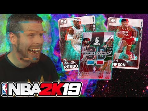 NBA 2K19 Glitched Packs