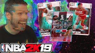 NBA 2K19 Glitched Packs