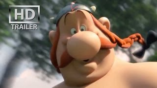 Asterix & Obelix im Land der Götter | offizieller Teaser-Trailer Wildschweine (2015)