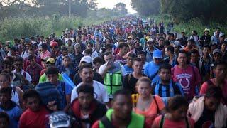 'This is the biggest caravan in the history of caravans'