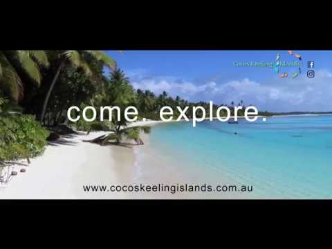 Cocos Keeling Islands TV Commercials - Best Beach