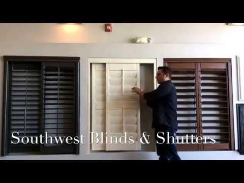Wood Shutters For Sliding Doors