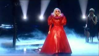 Lady GaGa - Speechless (Vj Israel Gtz - Sandy Resek Remix)(2010) PROMO ONLY
