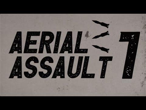 Snak The Ripper, Junk, Young Sin & pnwrk - AERIAL ASSAULT 1 (Official Lyric Video)