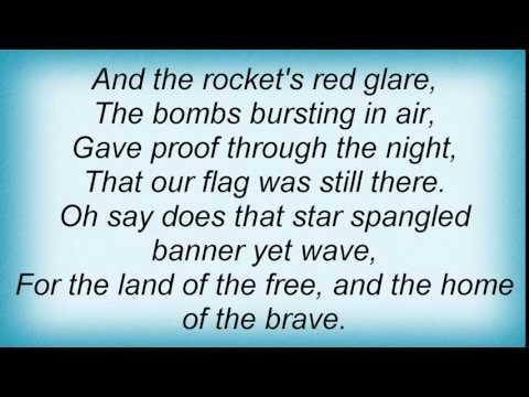 Leann Rimes - National Anthem Lyrics