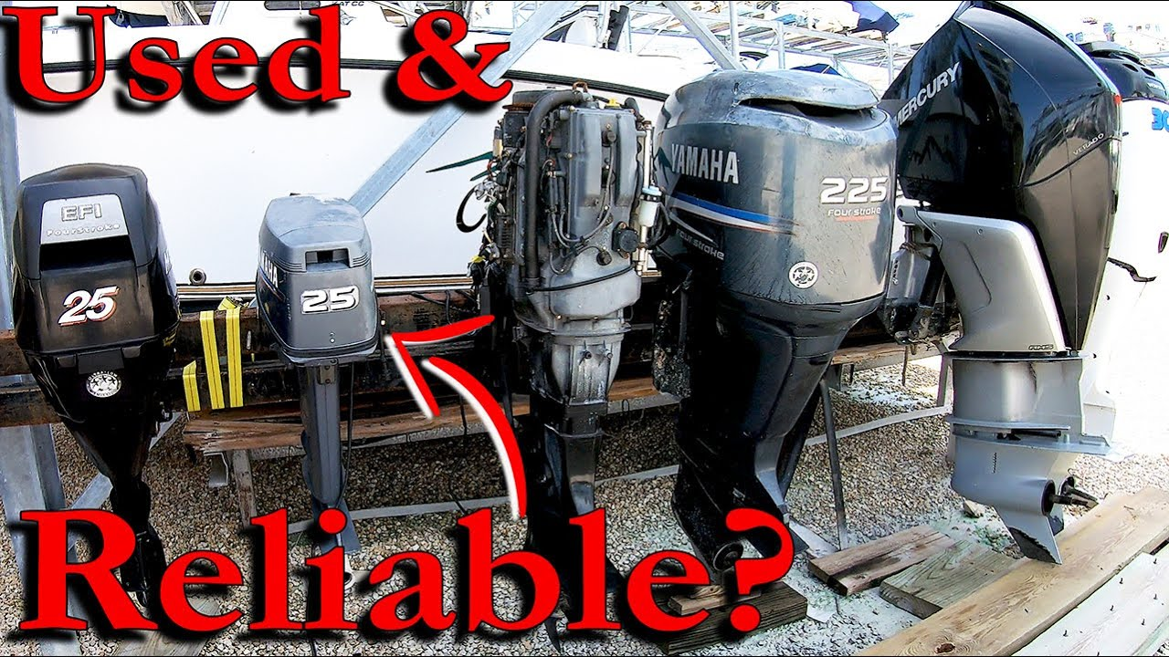 Starting An Outboard NOT On A BOAT!