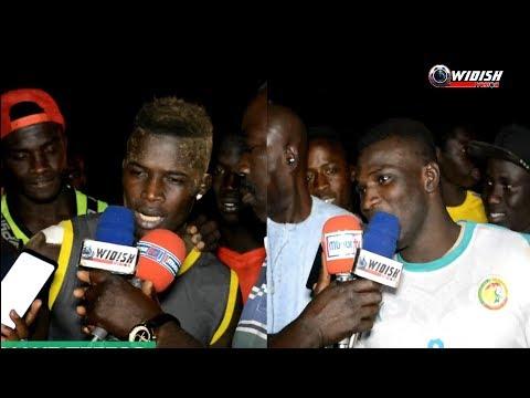 Open Presse: Gala De Lutte Robert Ndiaye Vs Thionou Gal Hommage à Pape Dia