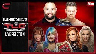 WWE TLC December 15th 2019 Live Stream: Live Reaction Conman167