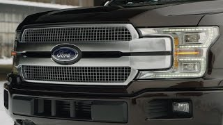 2018 Ford F150 Exterior & Interior FIRST LOOK! - DIESEL! - All We Can Say Is WOW!