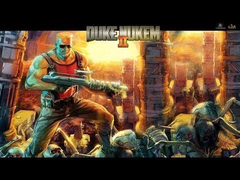 Duke Nukem 2 - Universal - HD Gameplay Trailer
