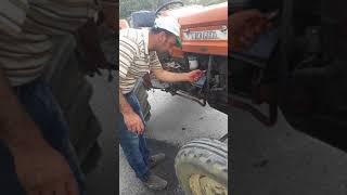 1 yıldır çalışmayan traktör