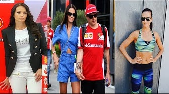 Kimi Raikkonen's Wife Minttu Virtanen 2019 (Finnish Racing Driver)
