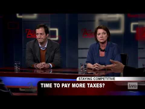 Ideology II: Time to Pay More Taxes?