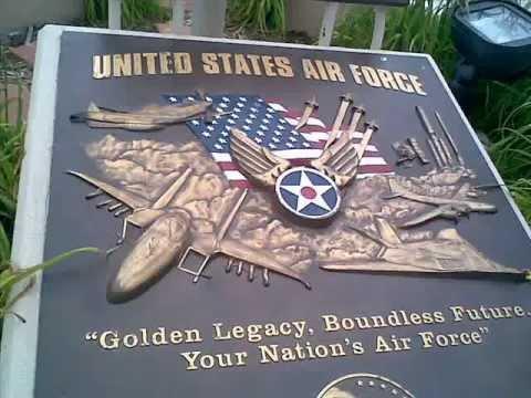 Peterson Airforce Base Visit