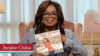 The Hula-Hoopin' Queen read by Oprah Winfrey