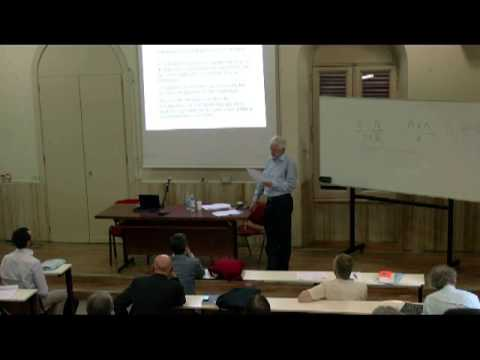Logic and Knowledge - D. Prawitz - J. Murzi - Conference - Rome - June 2011