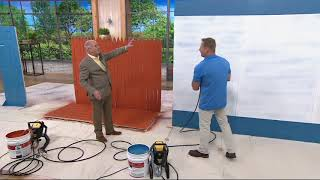 Wagner Control Pro Airless Paint Sprayer | QVC