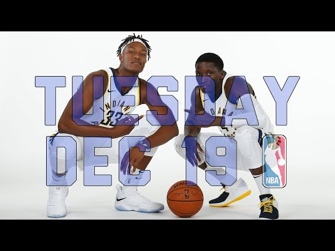 NBA Daily Show: Dec. 19 - The Starters