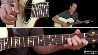Nirvana - Pennyroyal Tea Guitar Lesson (Unplugged)