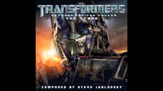 Foundry Save to Forest Battle (Original)  - Transformers: Revenge of the Fallen: The Expanded Score