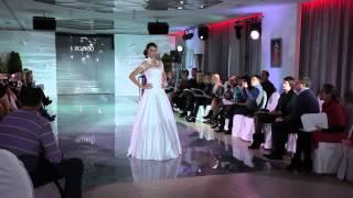 Свадебное платье Полетт + болеро Полетт (Дом моды BELFASO 2014)