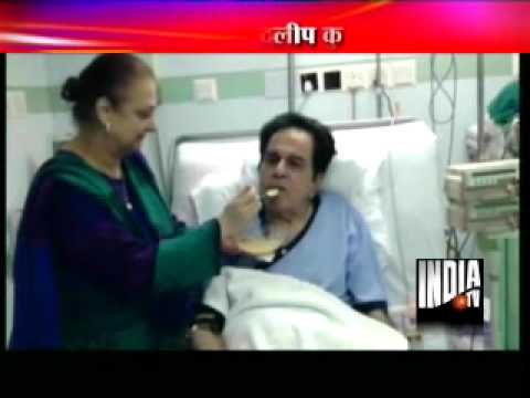 Watch inside pictures of Dilip Kumar recovering in hospital Mp3