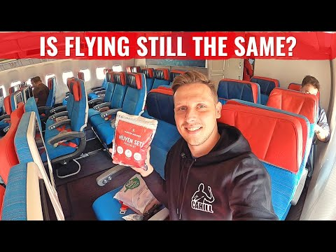 I'M BACK! TURKISH AIRLINES PANDEMIC FLIGHT - WHAT THEY NEED TO CHANGE! -  YouTube