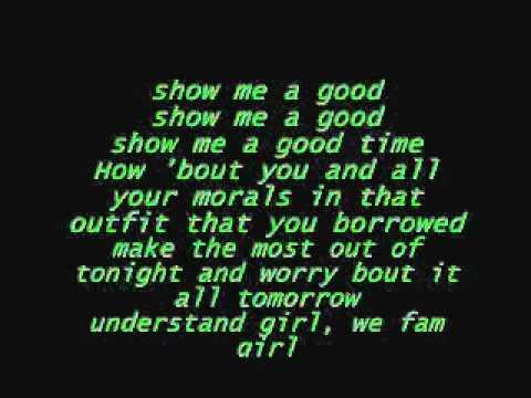 Good Time Tabs & Lyrics by Leroy - lyricsochords.com