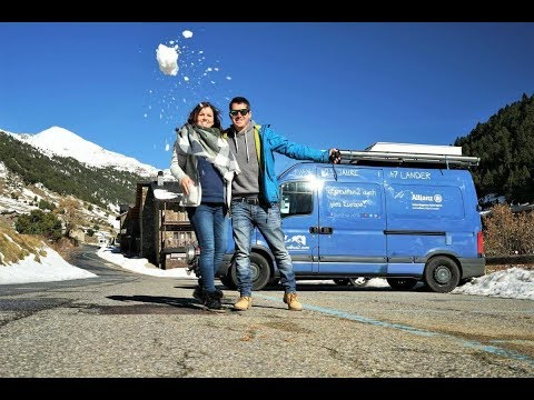 Mit dem Camper nach Andorra・Vlog #103・ Reisetag 314・ Land 26/47 ・Mit dem Camper durch Europa