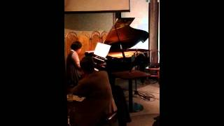 Hitomi Takahashi played All Of Me at a jazz club Noisy Duck in Yama...