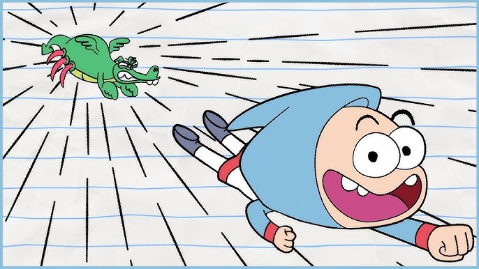 Boy & Dragon   소년의 위대한 탈출!   아이들을위한 만화   WildBrain